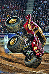 Monster Jam in Barcelona (12-11-2011).