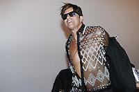 SÃO PAULO,SP, 23.10.2015 - FASHION-WEEK -  Dr. Rey momentos antes do desfile da grife Colcci durante o São Paulo Fashion Week (SPFW), em São Paulo (SP), nesta sexta-feira (23).   (Foto: Paduardo/Brazil Photo Press)