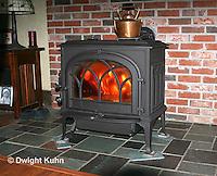 CX14-500z  Energy Efficient Wood Fire - Jotul Oslo Woodstove