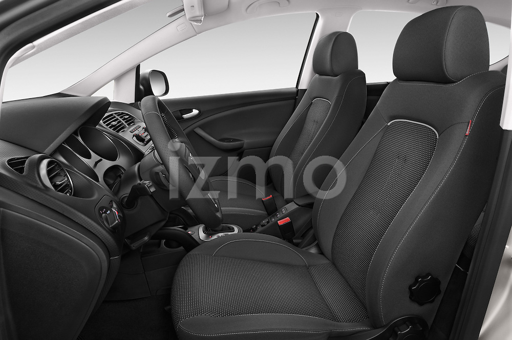Front seat view of a 2014 Seat ALTEA XL I-TECH Special 5 Door Mini MPV 2WD Front Seat car photos