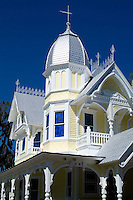 1890s Donnelly House in Mount Dora Florida Class Victorian Style Hous