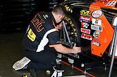 2017 Xfinity - Powershares QQQ 300<br /> Daytona International Speedway, Daytona Beach, FL USA<br /> Friday 24 February 2017<br /> Daniel Suarez, ARRIS Toyota Camry crew member<br /> World Copyright: Russell LaBounty/LAT Images<br /> ref: Digital Image 17DAY2rl_03712