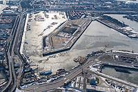 Hansaterminal: EUROPA, DEUTSCHLAND, HAMBURG 14.02.2021 Hansaterminal im Hamburger Hafen beim Umbau