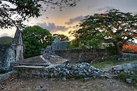 Annaberg Sugar Plantation Ruins<br /> Virgin Islands National Park<br /> St. John<br /> U.S. Virgin Islands