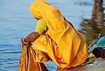 Kumbh Mela, Ganges River, Allahabad, India