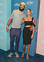 HOLLYWOOD, FLORIDA - JULY 24: Joakim Noah and Lais Ribeiro attends Sports Illustrated Swimsuit 2021 Issue Concert at Hard Rock Live! in the Seminole Hard Rock Hotel & Casino on July 24, 2021 in Hollywood, Florida.  ( Photo by Johnny Louis / jlnphotography.com )