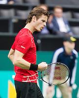 13-02-13, Tennis, Rotterdam, ABNAMROWTT, Wesley Koolhof