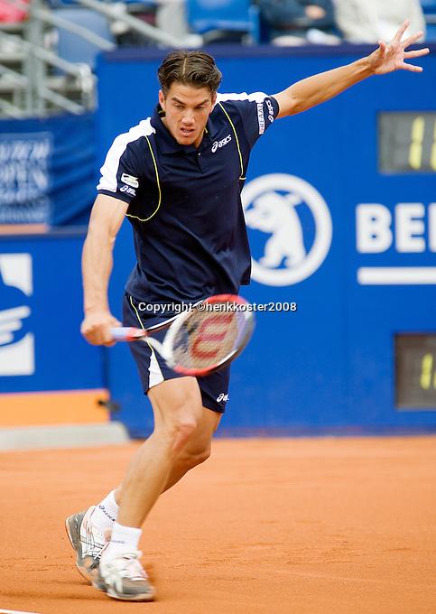 15-7-08, Amersfoort, Tennis, Dutch Open,  Jesse Huta Galung