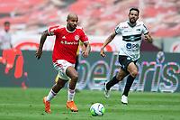 8th November 2020; Beira-Rio Stadium, Porto Alegre, Brazil; Brazilian Serie A, Internacional versus Coritiba; Patrick of Internacional