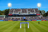 Cary, NC - Sunday October 22, 2017: USWNT vs South Korea in Sahlen's Stadium at WakeMed Soccer Park during an International friendly match between the Women's National teams of the United States (USA) and South Korea (KOR) at Sahlen's Stadium at WakeMed Soccer Park.