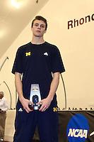 2009 NCAA Indoor Track & Field Championships Michigan Saturday