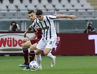 Torino 03-04-2021<br /> Stadio Grande torino<br /> Serie A  Tim 2020/21<br /> Torino - Juventus<br /> Nella foto:   Morata                                   <br /> Antonio Saia Kines Milano