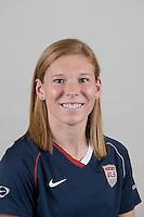 Lori Chalupny.USA Women head shots.