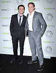 Jason Ritter and Sam Jaeger at The PaleyFest 2013 - Parenthood held at The Saban Theater in Beverly Hills, California on March 07,2013                                                                   Copyright 2013 Hollywood Press Agency