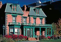 Devereau Mansion, Salt Lake City, Utah. architecture, gardens. Salt Lake City Utah.