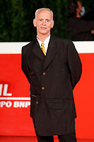 The American film director John Waters poses for photographers on the red carpet of the 15th edition of Rome film Fest.Rome (Italy), October 15th 2020<br /> Photo Samantha Zucchi Insidefoto
