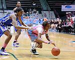 Tulane women's basketball defeats Memphis, 75-63, at Fogelman Arena.