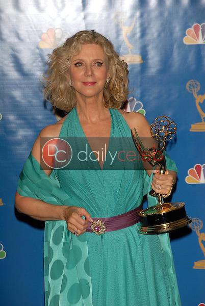 Blythe Danner<br />in the Press Room at the 58th Annual Primetime Emmy Awards. The Shrine Auditorium, Los Angeles, CA. 08-27-06<br />Scott Kirkland/DailyCeleb.com 818-249-4998