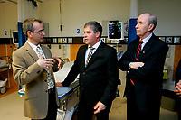 Montreal (Qc) CANADA - Mar 2010- Yves Bolduc, quebec Health Minister