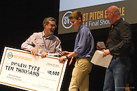 The SVP Fast Pitch Seattle competition held in McCaw Hall on Oct. 23, 2014. ELI WEED, CEO, Dyslexi-type is a not-for-profit learn-to-type software program designed from the ground up for kids with Dyslexia.