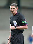 Raith Rovers v St Johnstone....08.03.14    Scottish Cup Quarter Final<br /> Referee Craig Thomson<br /> Picture by Graeme Hart.<br /> Copyright Perthshire Picture Agency<br /> Tel: 01738 623350  Mobile: 07990 594431