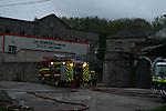 fire Boyne Mill 06/05/10
