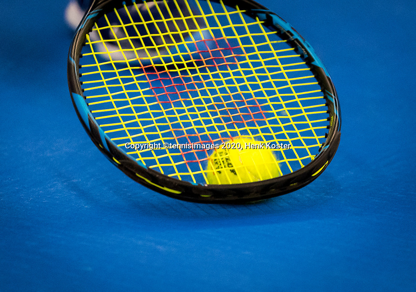 Amstelveen, Netherlands, 16  December, 2020, National Tennis Center, NTC, NK Indoor, National  Indoor Tennis Championships, :  (NED) <br /> Photo: Henk Koster/tennisimages.com