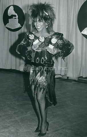 Tina Turner 1985<br /> Photo By John Barrett-PHOTOlink.net / MediaPunch