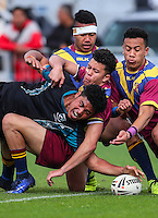 160901 Rugby League - NZ Secondary Schools Semifinals