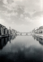Arno River, Florence Italy<br />