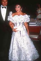 Liz Taylor 1988<br /> Photo By Adam Scull/PHOTOlink.net