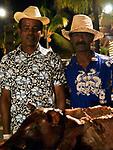 MUS, Mauritius, Black River, Flic en Flac: Abendessen (Buffet) im Hotel The Sands  | MUS, Mauritius, Black River, Flic en Flac: Dinner at Hotel The Sands