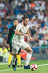 Gareth Bale of Real Madrid in action during the La Liga 2018-19 match between Real Madrid and CD Leganes at Estadio Santiago Bernabeu on September 01 2018 in Madrid, Spain. Photo by Diego Souto / Power Sport Images
