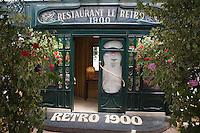 """Afrique/Afrique du Nord/Maroc /Casablanca: restaurant de Jacky Rolling """"Le Rétro"""""""
