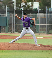 Jacob Kostyshock - 2020 AIL Rockies (Bill Mitchell)