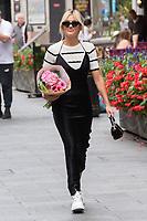 London, UK- 11 September 2020<br /> Ashley Roberts arriving at Global Radio Studios, London, UK<br /> CAP/JOR<br /> ©JOR/Capital Pictures