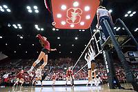 Stanford Volleyball W vs Minnesota, September 9, 2018