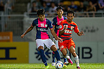 Kitchee SC plays XM Vissai Ninh Binh on their AFC Cup Quarter Final 2nd leg match on August 26, 2014 at the Mong Kok stadium in Hong Kong, China. Photo by Xaume Olleros / Power Sport Images