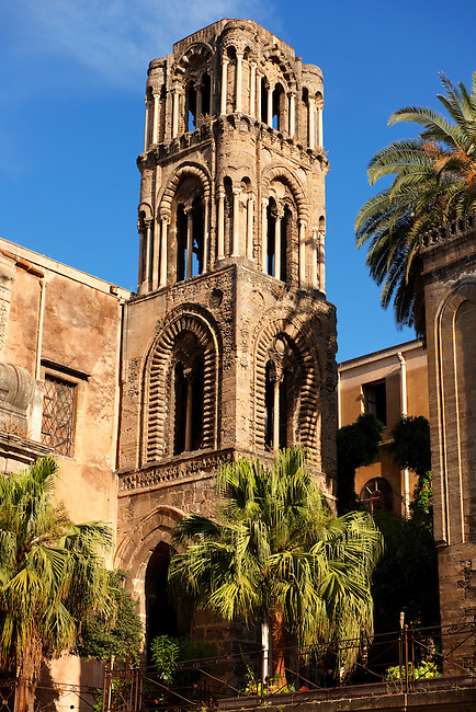 Church of Santa Maria Dell'Ammiraglo, Palermo, Sicily