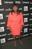 New York, NY - June 23 : Chaz Ebert attends the New York Premiere of Life Itself<br /> held at the Film Society of Lincoln Center Walter Reade Theater<br /> on June 23, 2014 in New York City. Photo by Brent N. Clarke / Starlitepics