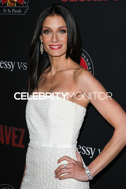 """HOLLYWOOD, LOS ANGELES, CA, USA - MARCH 20: Dayanara Torres at the Los Angeles Premiere Of Pantelion Films And Participant Media's """"Cesar Chavez"""" held at TCL Chinese Theatre on March 20, 2014 in Hollywood, Los Angeles, California, United States. (Photo by Celebrity Monitor)"""
