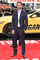 "producer, Reid Carolin<br /> attending the premiere of ""Logan Lucky"" at the Vue West End, Leicester Square, London. <br /> <br /> <br /> ©Ash Knotek  D3295  21/08/2017"