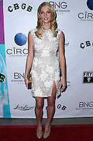 """HOLLYWOOD, CA - OCTOBER 01: Actress Ashley Greene arrives at the screening of Xlrator Media's """"CBGB"""" held at ArcLight Cinemas on October 1, 2013 in Hollywood, California. (Photo by Xavier Collin/Celebrity Monitor)"""