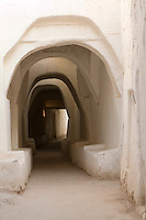 Ghadames, Libya - Arches, Jarasan Street, Tunnel Passageways