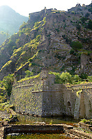 Walls of Kotor, Montenegro
