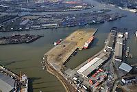 Hamburg Hafenflaechen Steinwerder: EUROPA, DEUTSCHLAND, HAMBURG, (EUROPE, GERMANY), 02.02.2013: Hamburg Hafenflaechen Steinwerder, Kaiser Wilhelm Hafen, Ellerholzhafen,