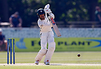 Ed Barnard bats for Worcestershire during Kent CCC vs Worcestershire CCC, LV Insurance County Championship Division 3 Cricket at The Spitfire Ground on 7th September 2021