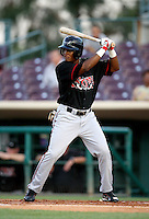 Cedric Hunter  / Lake Elsinore Storm..Photo by:  Bill Mitchell/Four Seam Images