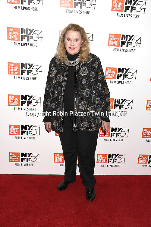 """Celia Weston attends the """"Manchester by the Sea"""" Screening at the New York Film Festival on October 1, 2016 at Alice Tylly Hall in Lincoln Center in New York, New York, USA.<br /> <br /> photo by Robin Platzer/Twin Images<br />  <br /> phone number 212-935-0770"""