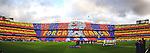 Tiffo before the spanish La Liga match between Futbol Club Barcelona and Real Madrid  at Camp Nou Stadium in Barcelona , Spain. Decembe r03, 2016. (ALTERPHOTOS/Rodrigo Jimenez)